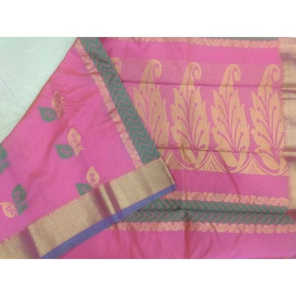 Saree 04 Pink
